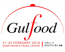 From 21st to 25th February 2016: Gulfood
