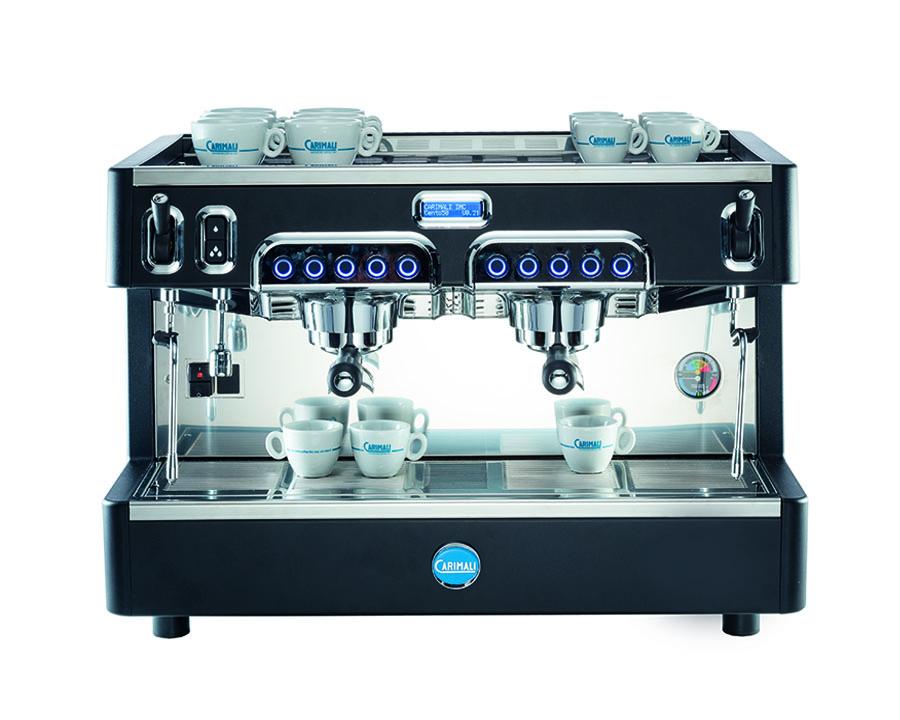 Carimali - Espressomaschinen - Cento | {Espressomaschinen 71}